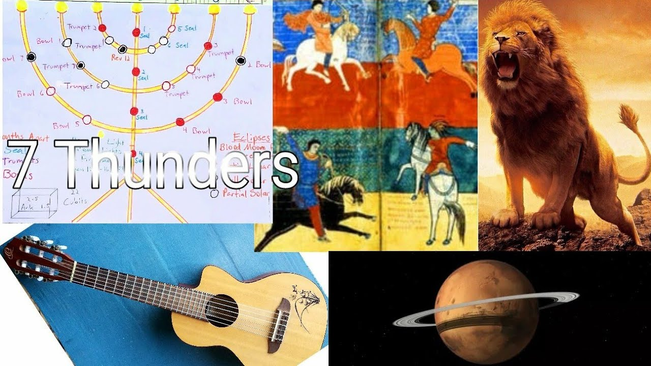 7 Mysteries of 7 Thunders in Job