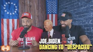 Joe Biden Dancing to Despacito to Win Over Latino Voters