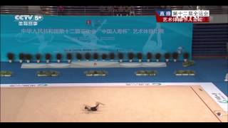 Peng Linyi Hoop AA Final China National Games 2013