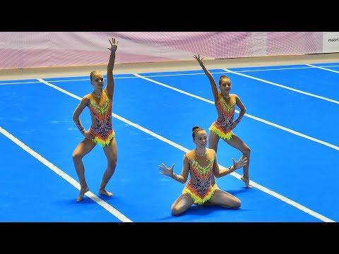 5TH  TURIN ACRO CUP 2017 Acrobatic Gymnastics, Ginnastica Acrobatica (8)