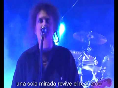 The Cure   Secrets  live  Reflections subtitulada