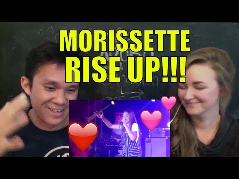 Morissette Amon Sings Rise Up by Andra Day REACTION