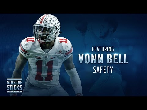 What Vonn Bell Can Learn From Earl Thomas | Move the Sticks 360 Series | NFL