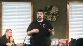 Mike McCaskill Presents:  Unknown Paranormal Ghostology Part 3