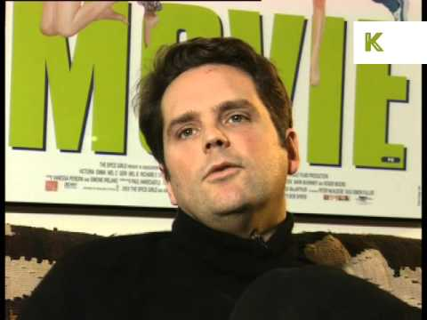 1990s Interview with Spice World Movie Producer, Spice Girls