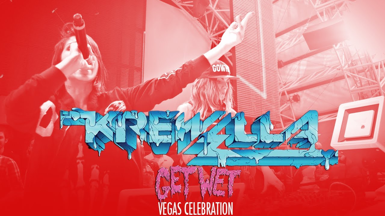 Krewella - GET WET (LIVE Vegas Celebration)