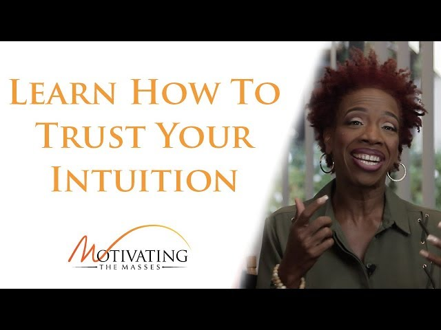 Lisa Nichols - Learn How To Trust Your Intuition