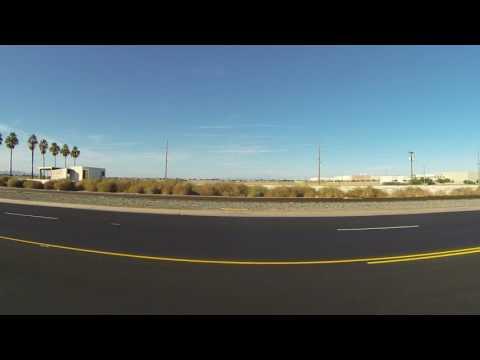 Goodyear, Avondale to Tolleson, Arizona on MC 85, Buckeye Road, 29 October 2016 GP041456