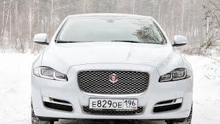 Почему его никто не любит? Краткий POV-Обзор Jaguar XJ 2016