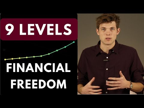 9 Levels Of Financial Independence