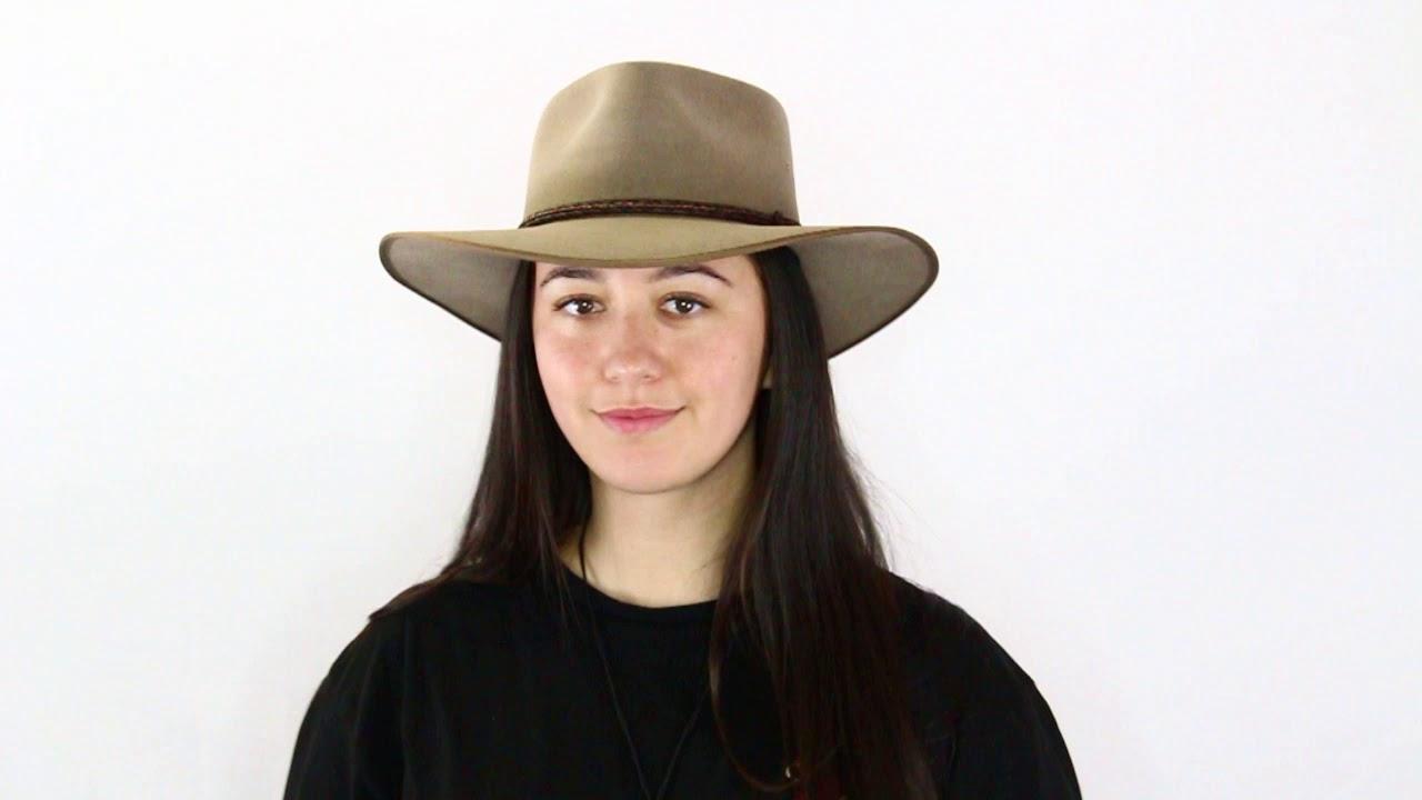 Akubra Cattleman Hat Bran