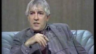 Clive James interview 1987 1/4 Peter Cook