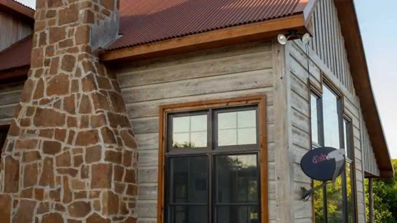Cedar Vale Kansas Concrete Log Home Youtube