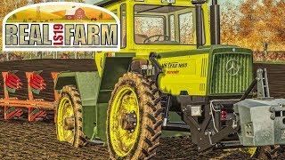 LS19 Real Farm 30 XXL - Es ist soweit! REA Mod und GLOBAL MAKET | Farming