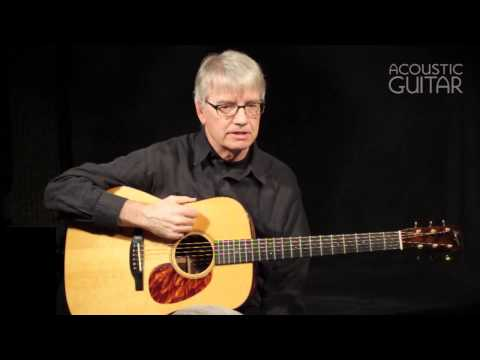 The Basics-Carter-Stye Embellishments Lesson from Acoustic Guitar