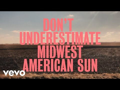 Kevin Morby - Don't Underestimate Midwest American Sun (Lyric Video)