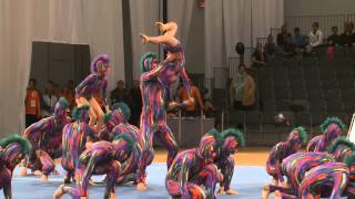 TS Goetzis Zurcaroh AUS 100 - 2nd World Gym for Life Challenge - Contest Day 1
