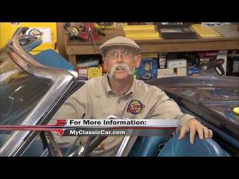 Interior Detailing Tips With Mike Phillips & Dennis Gage On My Classic Car