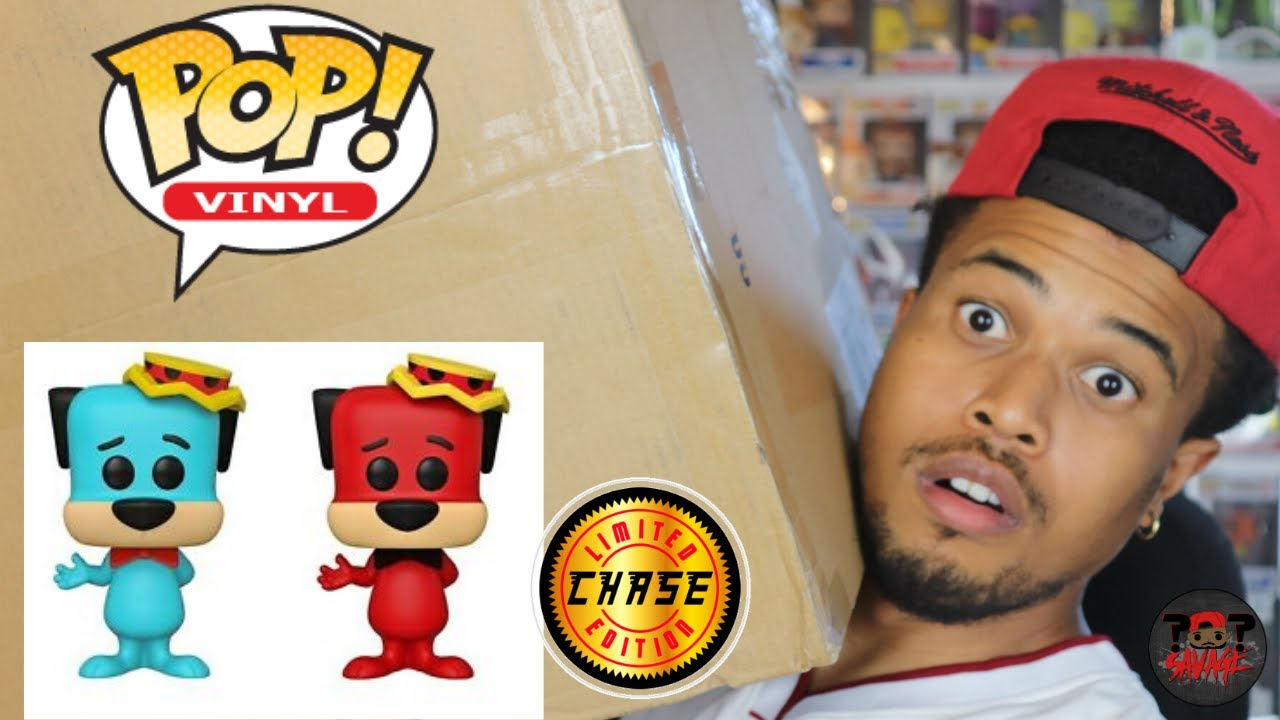 Huckleberry Hound Funko Pop Chase Roulette! Will I Get A Chase??