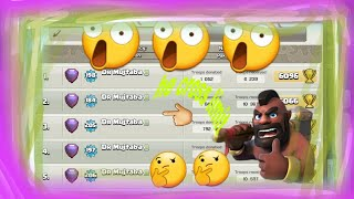 Is it all real DR MUTJABA 🤔🤔🤔🤔STRANGE BIT TRUE -clash of clans