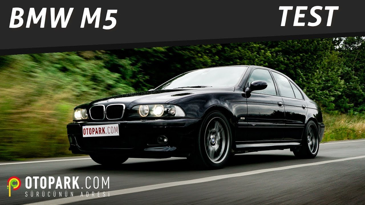 Bmw M5 E39 1999 Test Youtube