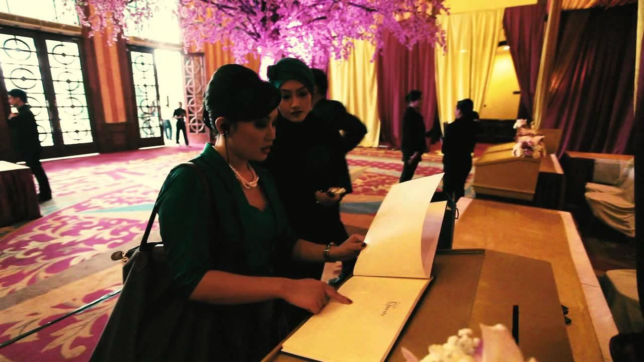 Carlita Wedding Planner Amp Organizer Behind The Scene Of Astrid Amp Anju