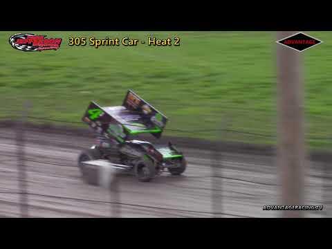 305 Sprint/Compact Heats - Park Jefferson Speedway - 5/5/18