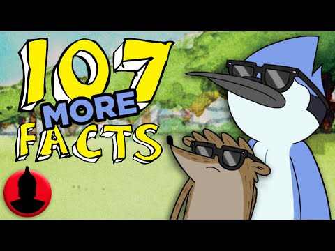 107 MORE Regular Show Facts Everyone Should Know - (ToonedUp #172) | ChannelFrederator