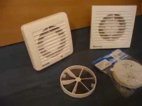 Заводской обратный клапан для вытяжного вентилятора ТМ Vents
