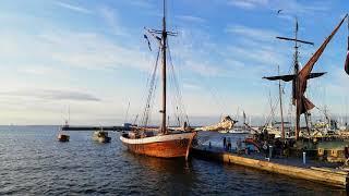 Таллинн, морской музей   Tallinn, maritime museum. ( lennusadam - flight harbor )