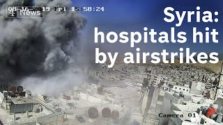 How we investigated a hospital bombing in Syria - and found evidence suggesting Russia was to blame