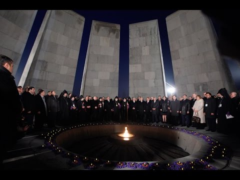 Pan-Armenian Declaration on the Genocide centennial, 29.01.2015