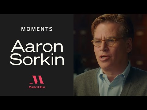Aaron Sorkin: Is Your Idea a TV Show or a Movie? | MasterClass Moments | MasterClass