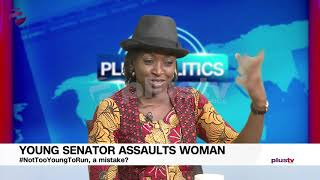 Kate Henshaw blasts Sen Elisha Abbo says he has disgraced the NotToYoungToRun Bill
