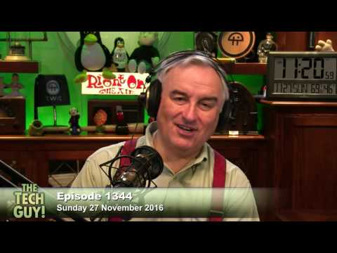 Leo Laporte - The Tech Guy: 1344