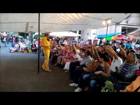 ROBERTO EDUARDO *EL ZARCO* CANTANTE EN QUERETARO DE RANCHERO