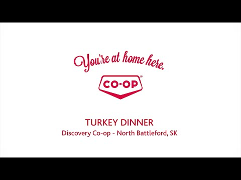 Turkey Dinner | Discovery Co-op - North Battleford, SK