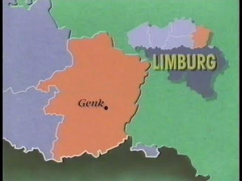 Boeketje Vlaanderen 1988 : reportage over Genk