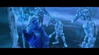 Официальный трейлер-тизер Снежная Королева 2 #2