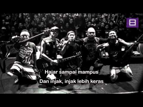 Natterjack   Injak Koruptor Video Lirik