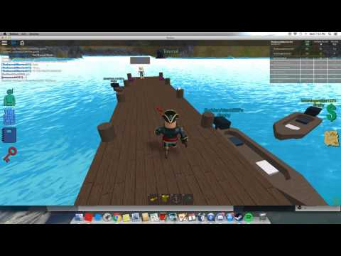 Scuba Diving At Quill Lake (Most Missions + Super Suit) ROBLOX
