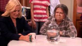 Parks and Recreation - Drunk Leslie Knope