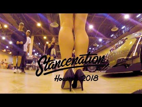 Stancenation Houston 2018 RCG Drifting