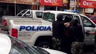 Demoran tres hombres en la Agencia Hípica