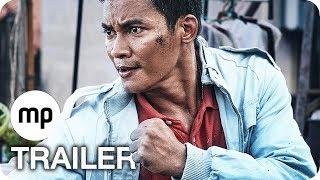 PARADOX: KILL ZONE BANGKOK Trailer Deutsch German (2018) Exklusiv