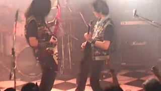 """HELLHOUND """"Mr. Heavy Metal"""" PV from ALBUM """"LET METAL RULE THE WORLD..."""