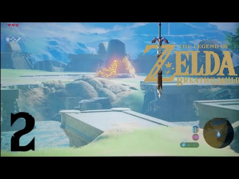 Der Erste Schrein : The Legend Of Zelda Breath Of The Wild #2