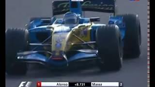 Suzuka 2006 : Alonso en route vers le titre