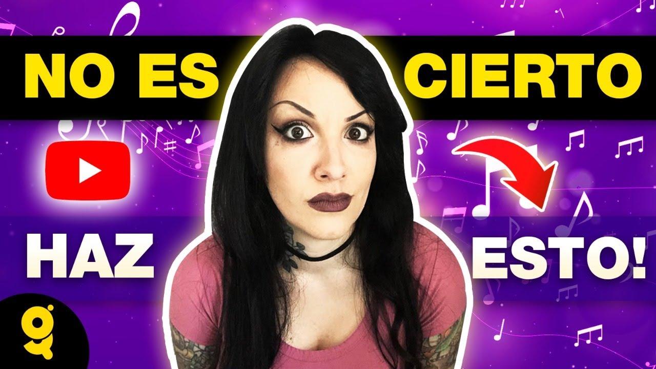 Como GANAR DINERO en Youtube SIN HACER VIDEOS [NUEVO METODO 2020] Canales de Musica