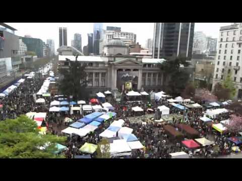 Vancouver Sparks Up: 420 in 2014